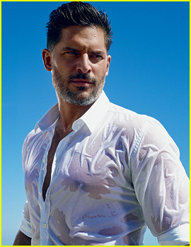 Joe Manganiello Doesn't Mind Being Treated Like Eye Candy