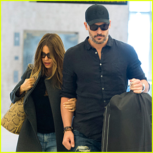 Joe Manganiello Practiced Sexy 'Magic Mike XXL' Moves on Sofia Vergara