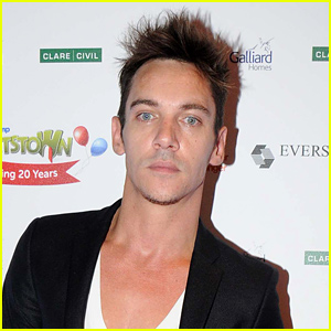 Jonathan Rhys Meyers Admits to 'Minor' Alcohol Relapse