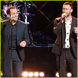Joshua Davis: 'The Voice' Finale Performances - Watch Now!