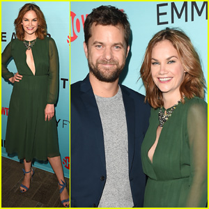 Joshua Jackson & Ruth Wilson Screen 'The Affair' in L.A.