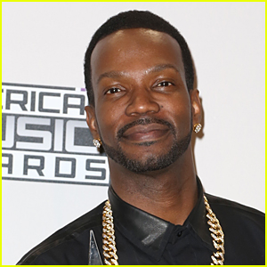 Juicy J Rushed to Hospita