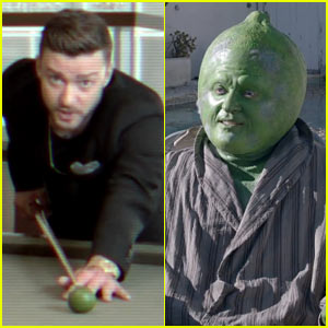 Justin Timberlake Turns Into a Lime for Sauza 901 Video