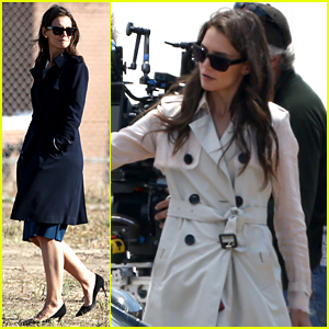 Katie Holmes Gives Us Glimpse Into Her 'Ray Donovan' Character - Watch Now!