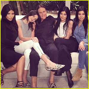 Kendall & Kylie Jenner, Kardashian Sisters Support Bruce Jenner After Transition Docu-Series