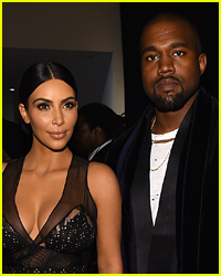 Kim Kardashian & Kanye West Are Reportedly Exploring Surrogacy Amidst Fertility Issues