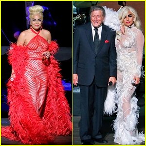 Lady Gaga Wears 7 Outfits On Stage for 'Cheek to Cheek' Tour