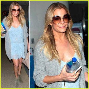 LeAnn Rimes Sets Off Fire Alarm in Airplane Bathroom