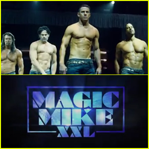 'Magic Mike XXL' Official Trailer I