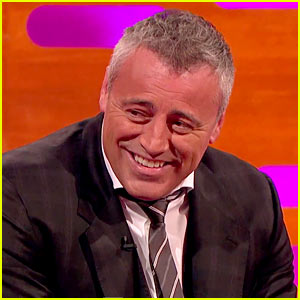 Matt LeBlanc Performs Joey's Classic 'Friends' Song Again!