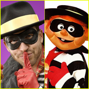McDonald's Has a New Hamburglar & the Internet Is Obsessed