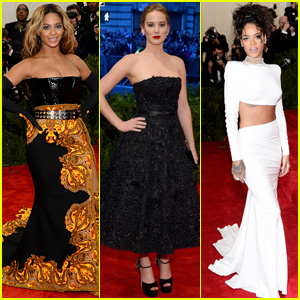 See the Best Looks from Past Met Galas!