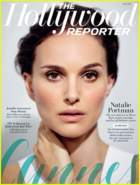 Natalie Portman Talks Politics, Marriage, & More With 'THR'