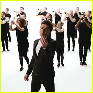 Nathan Sykes Premieres 'Kiss Me Quick' Music Video