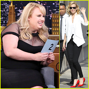 Rebel Wilson Plays Hilarious Whisper Challenge on 'Tonight Show' - Watch Now!