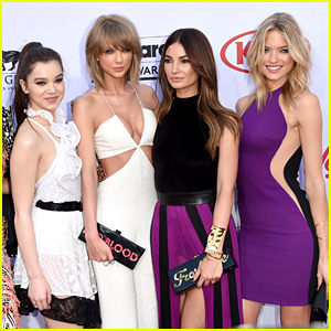 Taylor Swift Hits Billboard Music Awards 2015 with Her 'Bad Blood' Ladies!