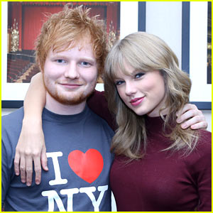 Taylor Swift Shares Her Cute Texts with Ed Sheeran