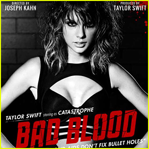Taylor Swift's 'Bad Blood' Surges to Number 1 on the Billboard Hot 100!
