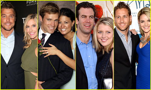 These 'Bachelor' & 'Bachelorette' Couples All Split Up