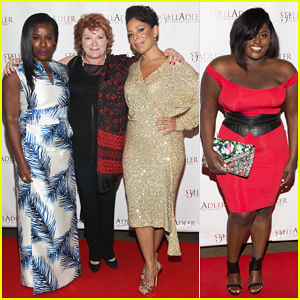 Uzo Aduba & Danielle Brooks Help Honor 'OITNB' Co-Star Kate Mulgrew at Stella By Starlight Gala!