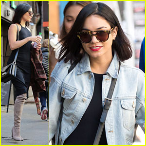Vanessa Hudgens Gets Back To 'Gigi' After Hamptons Getaway