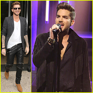 Adam Lambert Is Not a Different Person, Just More 'Grown Up'!