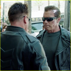 Arnold Schwarzenegger Scaring Fans as The Terminator is the Funniest Thing You'll Watch Today (Video)