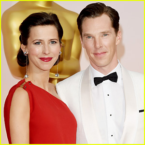 Benedict Cumberbatch & Sophie Hunter Welcome Baby Boy!
