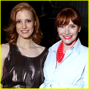 Bryce Dallas Howard Is Not Jessica Chastain - Full Song!
