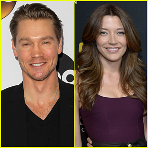 Chad Michael Murray & Wife Sarah Roemer Welcome Baby Boy!