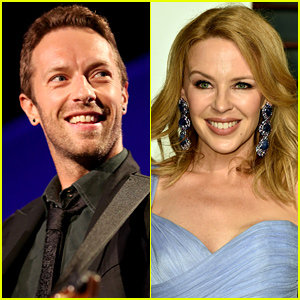 Chris Martin & Kylie Minogue Spotted Walking 'Arm in Arm' Together in London