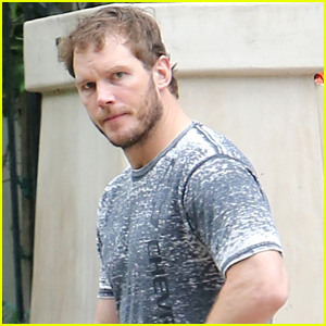 Chris Pratt Reveals Sweet Birthday & Father's Day Gift He Got From Anna Faris & Son Jack