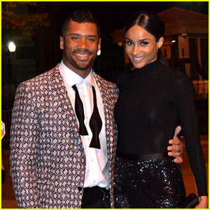 Ciara Brings Her Fashion A-Game to White House with Russell Wilson!