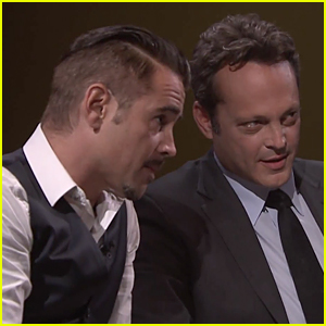 Colin Farrell & Vince Vaughn Have True Confessions on 'Tonight Show' - Watch Now!