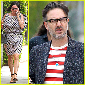 Courteney Cox's Ex-Hubby David Arquette Won't Give Her Away