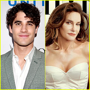 Darren Criss Apologizes For Caitlyn Jenner Joke