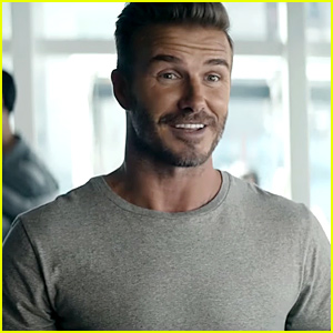 David Beckham Stars in Sprint's New All-In Commercial! | David ...