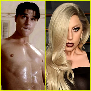 Finn Wittrock Joins 'AHS: Hotel' as Lady Gaga's Lover!