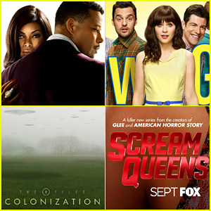 FOX Announces Fall Premiere Dates for 2015-16 TV Season!
