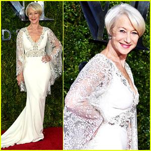 Helen Mirren Is the Queen of the Tony Awards 2015!