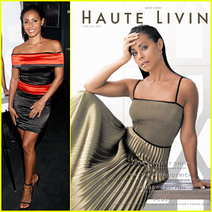 Jada Pinkett Smith Talks 'Magic Mike XXL' in 'Haute Living'!