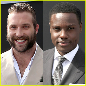 Jai Courtney & Dayo Okeniyi Suit Up for 'Terminator' Premiere!