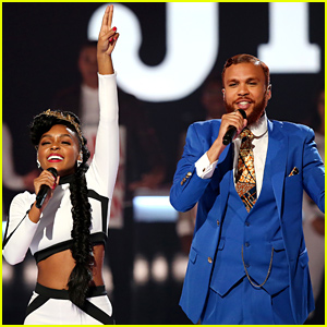 Janelle Monae & Jidenna's BET Awards 2015 Performance Video - Watch Now!