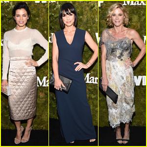 Jenna Dewan, Constance Zimmer, & Julie Bowen Represent Women In Film at Max Mara Party!