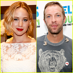 Jennifer Lawrence & Chris Martin Have a Date Night at the U2 Concert! (Photos)