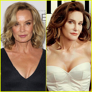 Jessica Lange Responds to Caitlyn Jenner Comparisons