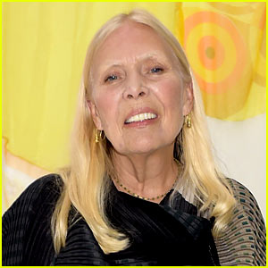 Joni Mitchell Can't Talk After Suffering Aneurysm, Ex