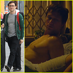 Joseph Gordon-Levitt Goes Shirtless in 'Walk' Trailer - Watch Now!