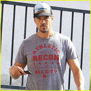 Josh Duhamel Says He & Fergie Won't Have Baby #2 For A While