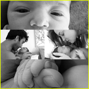 'Jane the Virgin' Star Justin Baldoni Welcomes First Child